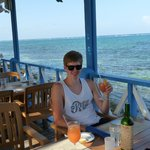 Best rum punch on Grand Cayman!