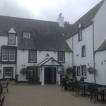 Cross Keys Hotel Peebles