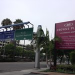 Crowne Plaza Los Angeles International Airport Hotel Foto