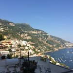 Breathtaking view of Positano!