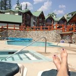 Foto de Lizard Creek Lodge