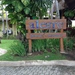 Foto de Alegre Beach Resort