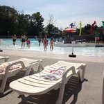 Foto de The Country Place Resort at Zoom Flume Water Park