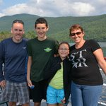 We went a the Mohican Island discovery cruise
