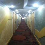 Long Hallway to room 5th floor