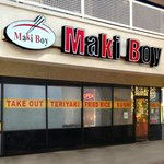 Maki Boy is a great find in Irving off of North Beltline Rd.