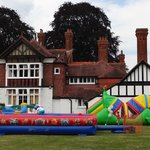 Summer party venues Berkshire - Moor Hall
