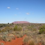 Foto de Outback Pioneer Hotel & Lodge - Ayers Rock Resort