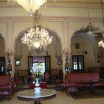 Φωτογραφία: Naila Bagh Palace - Authentic Heritage home hotel