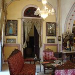 Naila Bagh Palace - Authentic Heritage home hotel resmi