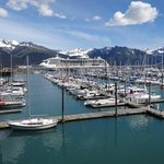Foto de Holiday Inn Express Seward Harbor
