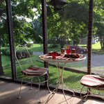 Φωτογραφία: The Pines of Dresden Bed and Breakfast