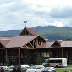 Denali Princess Wilderness Lodge resmi