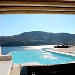 Mykonos Pantheon Luxury Holiday Apartments Foto
