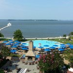 Hyatt Regency Chesapeake Bay Golf Resort, Spa & Marina resmi