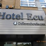 Φωτογραφία: Hotel ECU - Different Hotels