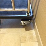 Broken luggage cart #2