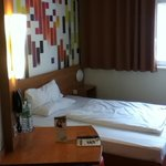 Φωτογραφία: B&B Hotel Stuttgart-City