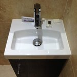 Very very small sink