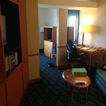 Photo de Fairfield Inn & Suites by Marriott Newark Liberty International Airport