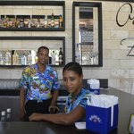 Azucar chill Bar..Great bartenders
