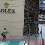 Rolex Store at Hennessy Road