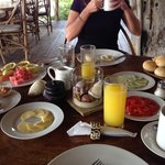 Breakfast with a small German touch �� ��