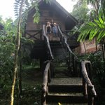Foto de Art's Riverview Jungle Lodge