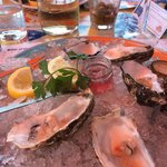 The pure Oyster platter!