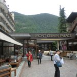 Photo de Hotel Mont Cervin Palace