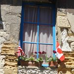 A Window in Normandy