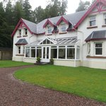 Foto van Glen Albyn Lodge Invergarry Bed and Breakfast
