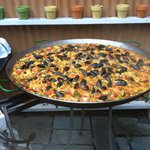 Paella Night Delight.....