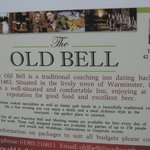 History of Old Bell Inn