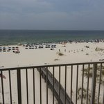 Foto de Hilton Garden Inn Orange Beach Beachfront