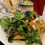 Polynesian Chicken Salad at Eveready Diner