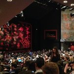 The Lion King at the Minskoff Theatre Foto