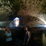 the old wine cellar