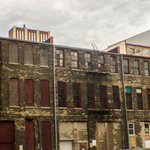 Back of buildings on Water St.