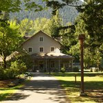 Foto van Lake Crescent Lodge