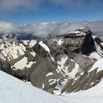 The view from the top of Monte Perdido