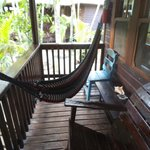 Porch of Cabana 3