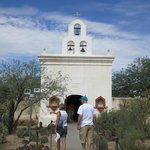 Photo of Mission San Xavier del Bac