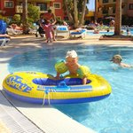 Foto di Aloe Club Resort