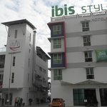 External view of Ibis Styles Sandakan Waterfront Sabah