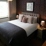 Double ensuite room with a King Size bed