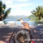 Foto de Dabirahe at Lembeh Hills Resort