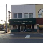 Courthouse Whistlestop Cafe