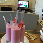 Welcome smoothies