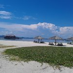 Scuba Junkie Mabul Beach Resort照片